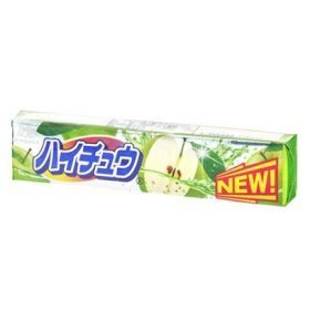 Hi-Chew Caramels Green Apple Flavor (55,2g, Morinaga)