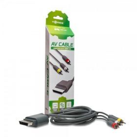 3rd Party AV Cable for Xbox 360