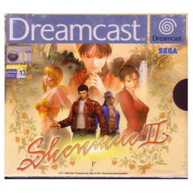 Dreamcast: Shenmue II (PAL, used)