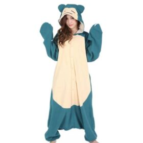 Kigurumi Pokemon Kabigon/Snorlax Winter (TMY-032)