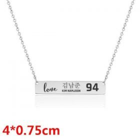 Necklace: BTS - Kim Namjoon 94