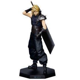 Final Fantasy Remake Celebration Figure: Cloud Strife